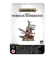 Games Workshop ウォーハンマー エイジ・オブ・シグマー: Skaven Warlock Bombardier