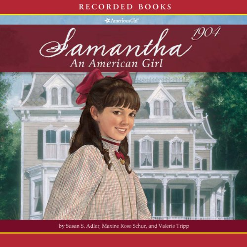 Samantha's Story Collection audiobook cover art