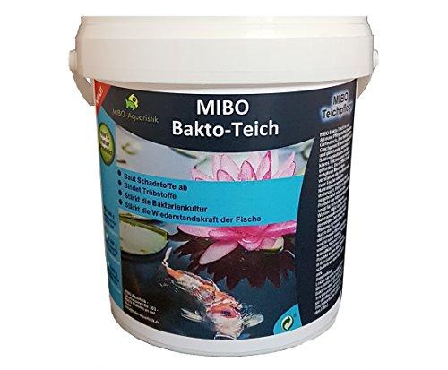 MIBO-Aquaristik -  MIBO Bakto Teich 1kg