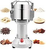 Best Grain Mills - Moongiantgo Electric Grain Grinder Mill 500g Herb Spice Review