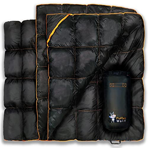 Double Insulated Camping Blanket