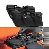 CCAUTOVIE - Bolsas de equipaje para Harley Touring Electra Street Glide Road King 1993-2018