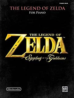 The Legend of Zelda Symphony of the Goddesses: Piano Solos by Unknowm(2015-05-01)