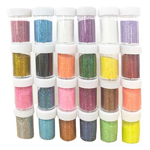 Glitter Powder - 24 Pack
