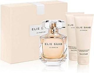 Elie Saab Le Perfume by Elie Saab Gift Set for Women - Eau de Parfum, 90 ml - 75 ml - 75 ml, 3 Count