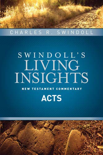 Download Swindoll's Living Insights New Testament Commentary: Acts 141439375X
