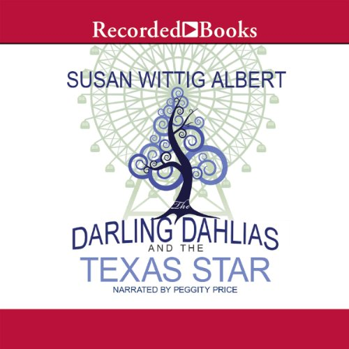 The Darling Dahlias and the Texas Star cover art