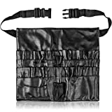 SHANY Urban Gal Collection Professional Makeup Apron - Makeup Artist Brush belt - Leather