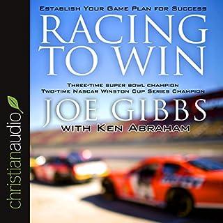 Racing to Win audiobook cover art