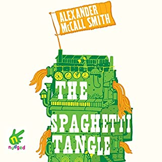 The Spaghetti Tangle cover art
