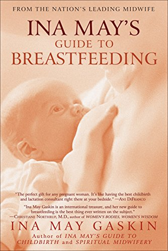 Product Image of the Ina May's Guide To Breastfeeding