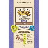 ナチュラルチョイス フィッシュ&玄米(ポテト入) 全犬種成犬用 1kg×3個セット