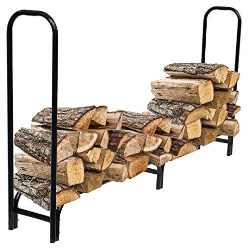 Valiant 2,4 m langer Holzständer für den Außenbereich.