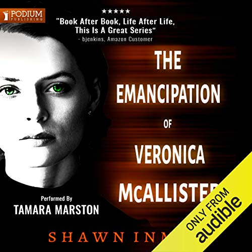 The Emancipation of Veronica McCallister cover art
