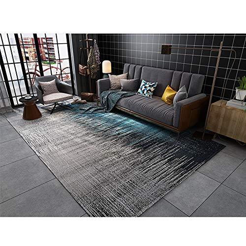 KK Zachary Seidige und Glatte Fußmatten for zu Hause, Teppiche for leichte und einfache Innenräume (Size : 200 * 250)