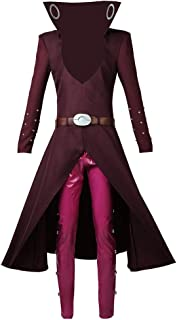 Men's Suit for The Seven Deadly Sins Fox's Sin of Greed Ban Cosplay Costume