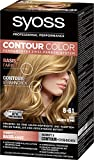 SYOSS Contour Color Stufe 3 8-61 Diva Gold Blond, permanentes Zwei-Farben-System, 1er Pack (1 x 183...