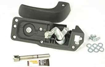 APDTY 91485 Interior Door Handle Kit Fits 2007-2014 Avalanche Escalade Silverado Sierra Suburban Tahoe Yukon Left Driver-Side (Allows Door Handle Replacement Without Replacing The Entire Door Panel)