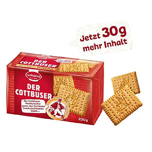 Der Cottbuser Keks Wikana 200g