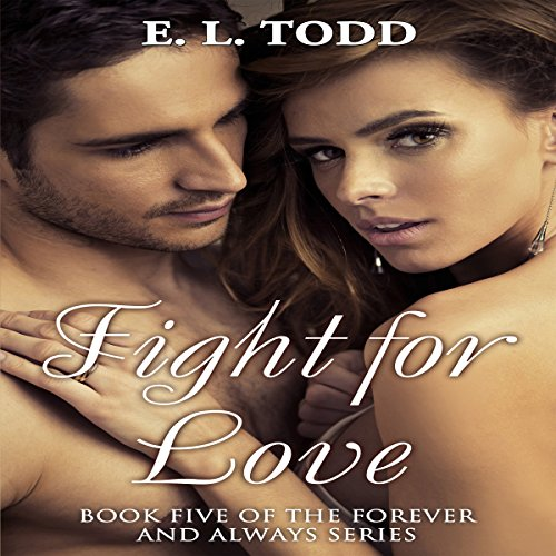 Fight for Love audiobook cover art