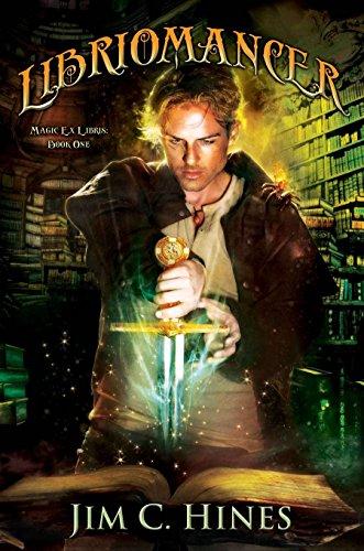Libriomancer (Magic Ex Libris)
