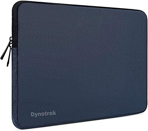 "Dynotrek Fedder 15.6"" inch Laptop chromebook Sleeve Case Cover for Thinkpad MacBook Pouch -Denim (Navy Blue) (FDR15.6)"