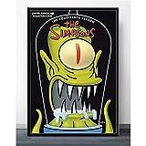 Die Simpsons Alle Charaktere Comic-Serie Cartoon Film