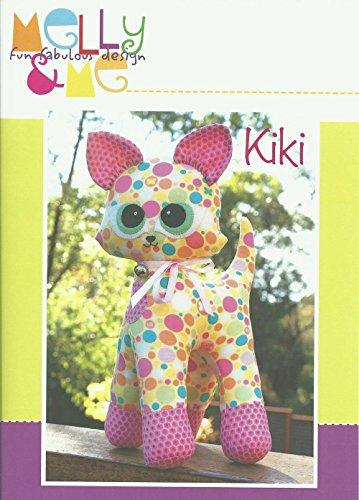 Schnittmuster für Kiki Cat Softie Stofftier
