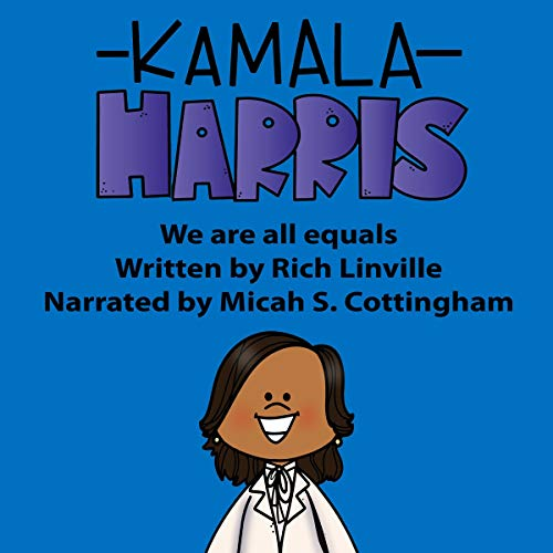 Kamala Harris We Are All Equals cover art