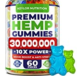 Healthy & Taste Great – The flavor of tropical sun-kissed fruits brings a sweet and an exquisite taste to this incredible hеmp gummies while slight pleasant smell boosts spirit, making your mouth water and willing to take them immediately. Keylor Nut...