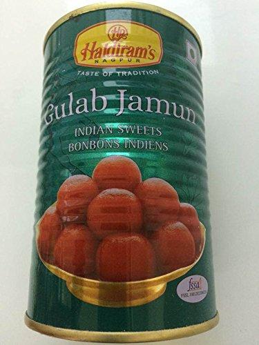 インド グラブジャムン 500g 3缶 Haldiram's GULAB JAMUN グラバハール GUL BAHAR スイーツ デザート