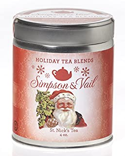 St. Nick's Tea - 4 Ounce Tin