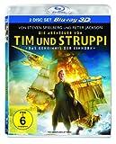 Bluray Kinder Charts Platz 9: Die Abenteuer von Tim & Struppi - Das Geheimnis der Einhorn [Blu-ray 3D]