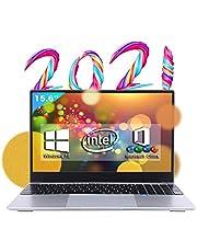 2021モデル テレワーク応援【Microsoft Office 搭載】【Win 10搭載】バックライト付き日本語キーボード インテルCeleron J4115 1.6GHz/メモリー:8GB/高速SSD/IPS広視野角15.6型液晶/Webカメラ/10キー/USB 3.0/miniHDMI/無線機能/Bluetooth/超軽量大容量バッテリー搭載/ノートパソコン laptop  在宅勤務・カメラ付き・Zoom (SSD:256GB)