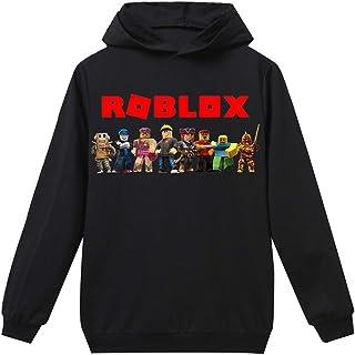 Amazon Co Uk Roblox Hoodies Hoodies Sweatshirts Clothing