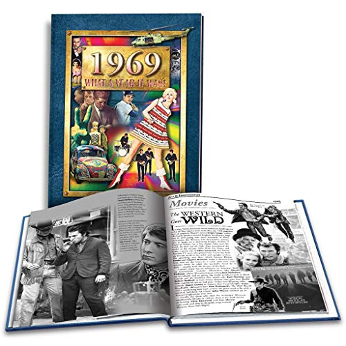1968 What A Year It Was: 50th Anniversary Coffee Table Book