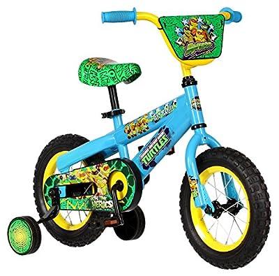 Teenage Mutant Ninja Turtles Boy's Bicycle