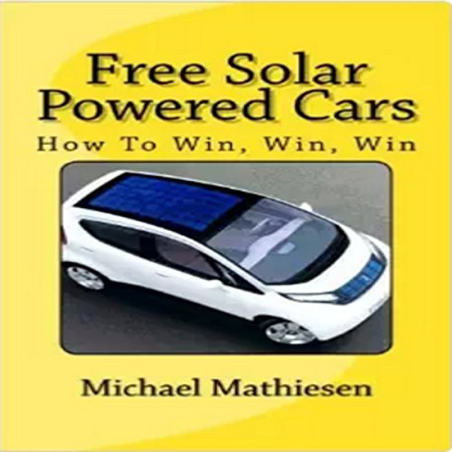 Free Solar Powered Cars cover art