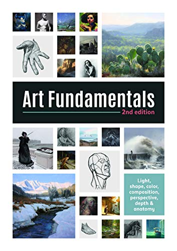 Art Fundamentals 2nd edition: Light, shape, color, perspective, depth, composition & anatomy (3d Tot...