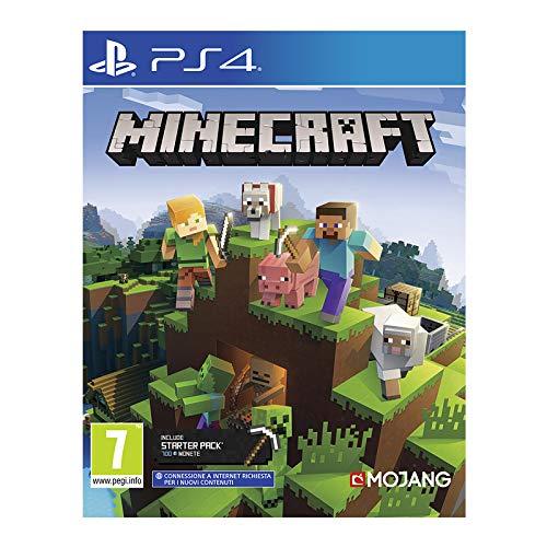 Mr Cartridge Gioco per PS4 Minecraft - Nuova Edizione