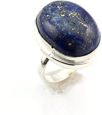 Aqua Chalcedony Fashion Jewelry Silver Plated Ring S28228 Jewellery & Watches