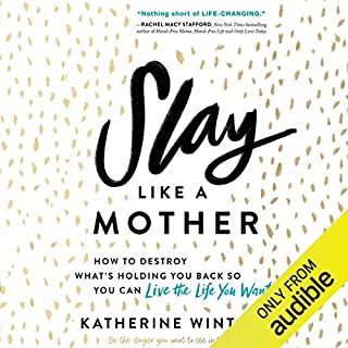 Slay Like a Mother audiobook cover art
