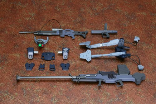 35MAX AT-COLLECTION SERIES CV-04 Votoms Weapon set 1/35