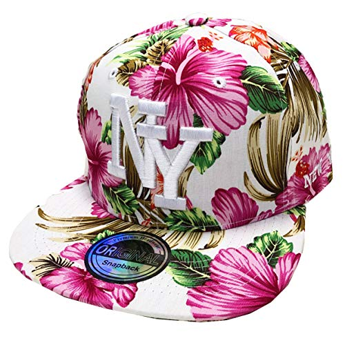 Snapback NY USA Sommer Summer Hawaii Cap Kappe Starter Basecap Mütze Trucker Cappy...