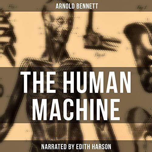 The Human Machine audiobook cover art