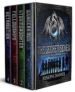 The Secret Seven Boxset Books 1-4 by [Joseph Daniel]