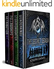 The Secret Seven Boxset Books 1-4