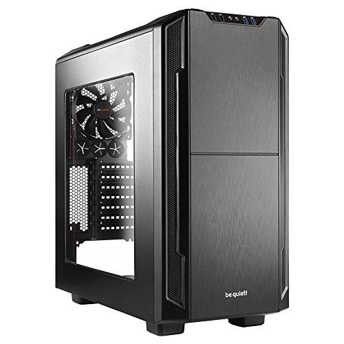 be quiet! ATX PC Gehäuse Silent Base 600 schwarz Window BGW06