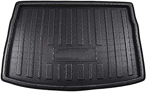 Coche Alfombrillas Maletero, para Volkswagen Golf 7 GTI R Hatchback 2013-2018 Goma Alfombrillas antideslizantes Impermeable Maletero Trasero Alfombra Protection Accesorios