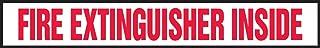 Accuform Signs LFXG441XVE Adhesive Dura-Vinyl Safety Label, Legend